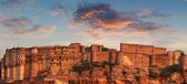 Mehrangarh Fort, India — Stock Photo
