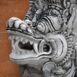 Image of mythical personage Barong — Stock Photo