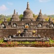Buddhist temple - Banjar, Bali, Indonesia — Stock Photo