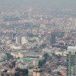 Stock Video: Views over tall buildings of city. Thailand, Bangkok