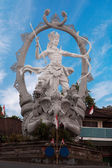Large sculpture in Ubud, Indonesia, Bali — Stock Photo