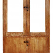 Stock Photo: Vintage classic wooden cabinet