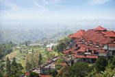 View from the hill. Indonesia, Bali — Stock Photo