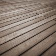 Stock Photo: Solid wood flooring