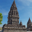 Stock Photo: PrambanTemple, Java, Indonesia