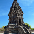 Stock Photo: Fragment of PrambanTemple, Java, Indonesia