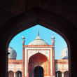 Indilandmark - JamMasjid mosque — Stock Photo #29067817