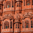 Hawa Mahal - Palace of Winds. Jaipur, India — Stock Photo