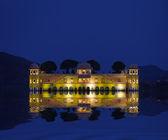 Water Palace - Jal Mahal Rajasthan, Jaipur, India — Stock Photo