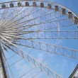 Stock Video: Video 1920x1080 - Ferris wheel against sky close-up