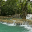 Stock Video: Video 1080p - Kouang Si Waterfall, Laos
