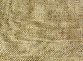 Natural burlap background - old sacking — Stock fotografie