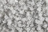 Large crystals of sodium chloride — Stockfoto