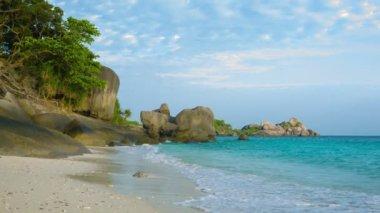 Video 1080p - Similan Islands, Thailand, beach — Stock Video
