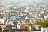 View of the Jaipur skyline — Stock Photo