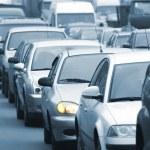 trafikstockning 3 — Stockfoto #1006740