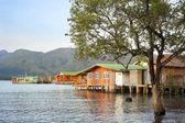 Thailand fishermans village — Stockfoto