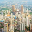 KL skyline - Stock Photo