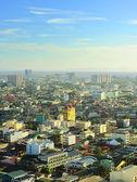 Manila panorama — Stock fotografie