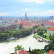 Stock Photo: Wroclaw skyline