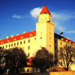 Royalty-Free Stock Photo: Bratislava Castle
