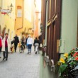 Stock Photo: Regensburg street