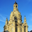 Dresden Frauenkirche - Stock Photo