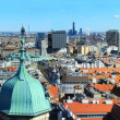 Vienna panorama — Stock Photo