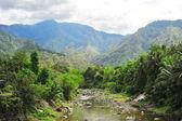 Pohoří Cordillera — Stock fotografie