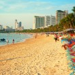 Pattaya beach - Stock Photo