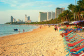 Pattaya beach — Stock Photo