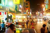 Kuala Lumpur street — Stock Photo
