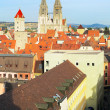 Regensburg - Stock Photo