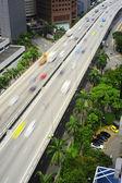 Estrada de singapura — Foto Stock