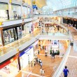 Stock Photo: Singapore shopping mall