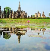 Wat Traphang Thong — ストック写真