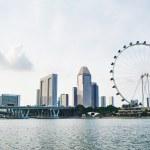 Architecture of Singapore — Stock Photo #23771811