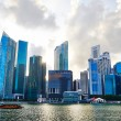 Royalty-Free Stock Photo: Modern Singapore