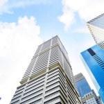 Modern skyscrapes — Stock Photo #24804781