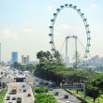 Singapore Flyer — Stock Photo #26046335