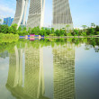 Marina Bay Sands Resort — Stock Photo #26046357