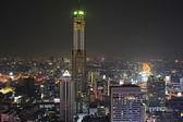 Bangkok at night — Stock Photo