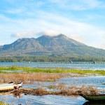 Volcano Batur — Stock Photo