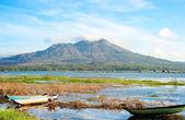 Volkan batur — Stok fotoğraf