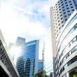 Office building in KL — Stock Photo