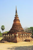 Elephants pagoda — Stock Photo