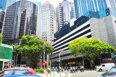 Density Singapore — Stock Photo