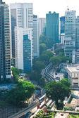 现代吉隆坡 — 图库照片