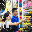 Chatuchak weekend market — 图库照片