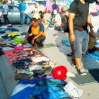 KL flee market — Stock Photo